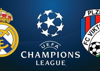 موعد والقناة الناقلة لمباراة ريال مدريد وفيكتوريا بلزن في دوري أبطال أوروبا اليوم