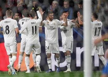 فيديو   ريال مدريد يضرب فيكتوريا بلزن بخماسية ويتصدر مجموعته بدوري الأبطال