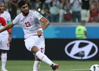 فرجاني ساسي يقود تشكيل تونس لمباراة مصر في تصفيات كان 2019