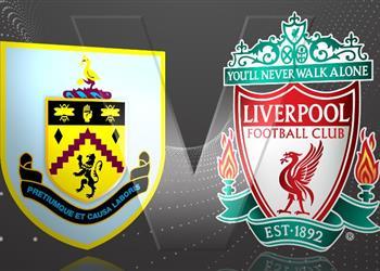 موعد والقناة الناقلة لمباراة ليفربول وبيرنلي في الدوري الإنجليزي اليوم