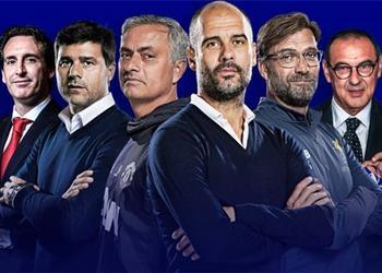 ترتيب الدوري الإنجليزي 2018-2019 بعد الجولة الخامسة عشر