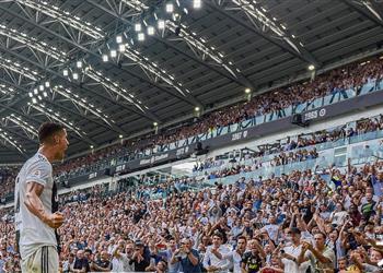 كريستيانو لاعب الشهر في يوفنتوس وسيتم تكريمه امام إنتر