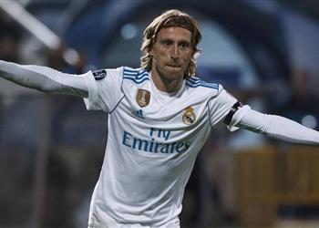مودريتش: فضّلت الانتقال لريال مدريد على باريس سان جيرمان