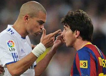 ميسي يقف امام انضمام بيبي لبرشلونة