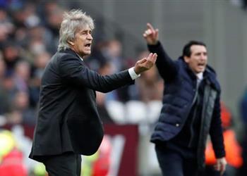 مدرب وست هام: لم نمنح أي فرصة لآرسنال في المباراة