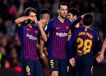 إيماءة تقرب رحيل دينيس سواريز عن برشلونة