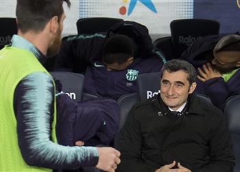 فالفيردي: اضطررنا لدخول ميسي وهذا ما أعجبني في اللاعبين أمام ليجانيس