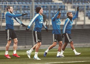 ثنائي ريال مدريد يسابقان الزمن للمشاركة ضد جيرونا بالكأس
