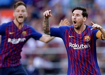 تشكيل المباراة | ميسي يقود هجوم برشلونة في مواجهة أتليتك بلباو وروبيرتو يعوض ألبا