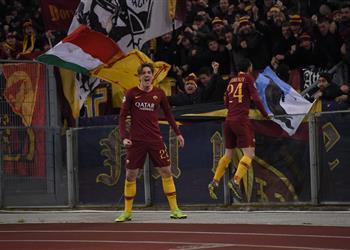 بالفيديو.. زانيولو يقود روما للفوز على بورتو بثنائية في دوري الأبطال