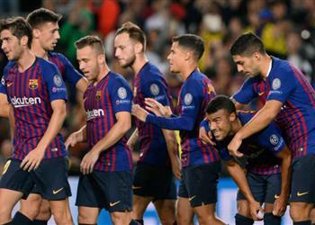 نجم برشلونة يسابق الزمن للحاق بكلاسيكو كأس الملك ضد ريال مدريد