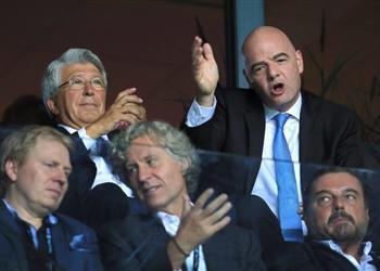 رئيس أتلتيكو مدريد: رونالدو لم يفز سوى بـ3 بطولات لدوري الأبطال.. وأمامنا كانت بعوامل أخرى!