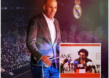 بعد عودة زيدان هل نرى محمد صلاح بقميص ريال مدريد