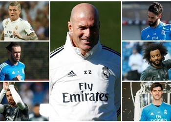بين بكاء بيل وضحك نافاس الفائزون والخاسرون في ريال مدريد بعد عودة زيدان