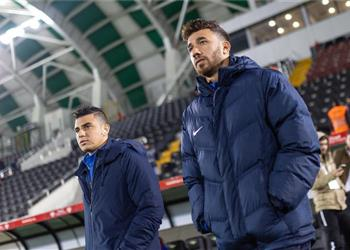 تشكيل المباراة | تريزيجيه أساسي وكريم حافظ بديلًا مع قاسم باشا أمام أخيسار