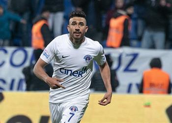 رسميا.. تريزيجيه أفضل لاعب في مباراة قاسم باشا واخيسار