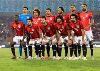 منتخب مصر يخوض مرانه الأخير في برج العرب استعدادًا للنيجر