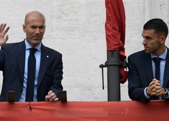 سيبايوس: لم أقدم أفضل ما لدي مع ريال مدريد وعلاقتي أصبحت جيدة مع زيدان