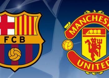 برشلونة يثير غضب مانشستر يونايتد قبل مواجهة دوري الأبطال