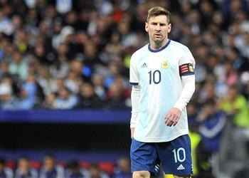 قلق في برشلونة بعد إصابة ميسي مع الأرجنتين