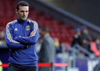مدرب الأرجنتين: من المؤلم خسارة ميسي