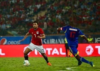 مباشر بالفيديو | مباراة مصر والنيجر في التصفيات الإفريقية