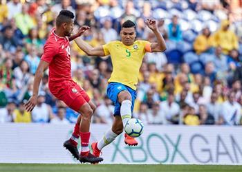 بالفيديو | أمام أنظار نيمار.. بنما تحرج البرازيل بتعادل إيجابي في مباراة ودية