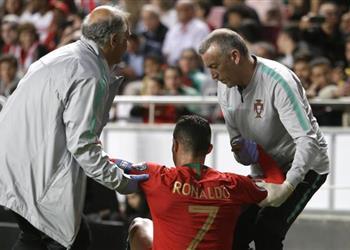 الكشف عن طبيعة إصابة رونالدو وتوقعات صادمة بشأن مدة غيابه