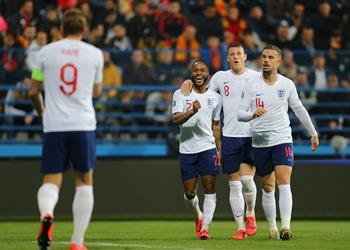 فيديو.. إنجلترا تقلب الطاولة على الجبل الأسود وتفوز بخماسية في تصفيات يورو 2020
