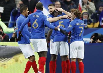 فيديو.. فرنسا تكتسح آيسلندا برباعية في تصفيات يورو 2020