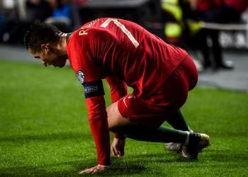 يوفنتوس يتخذ قرارًا بعد تواصله مع البرتغال بشأن إصابة رونالدو