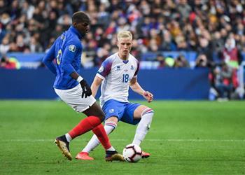 بوجبا بعد رباعية فرنسا أمام آيسلندا: اكتسبنا خبرة في كأس العالم