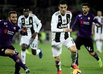موعد والقناة الناقلة ومعلق مباراة يوفنتوس وفيورنتينا بالدوري الإيطالي اليوم