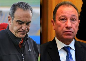 رسائل الخطيب للاسارتي قبل مباراة الأهلي والمصري دعم أم تهديد