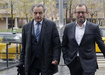 عاجل.. المحكمة الإسبانية تبرأ رئيس برشلونة السابق من تهم الفساد المالي