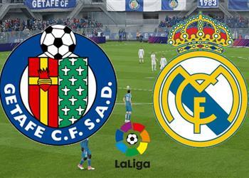 موعد والقناة الناقلة لمباراة ريال مدريد وخيتافي في الدوري الإسباني اليوم