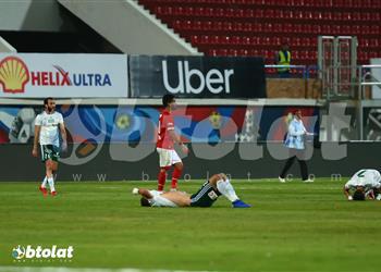 ايهاب جلال: لم نستغل ضغوطات لاعبي الأهلي والمباراة سيئة فنيًا