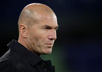 زيدان: استحقينا الفوز أمام خيتافي وعلينا التفكير في المباراة المقبلة.. ويشيد بثلاثي ريال مدريد
