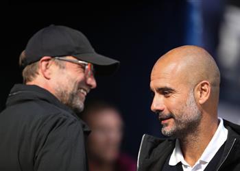 جوارديولا: ليفربول يمتلك الأفضلية في الوقت الحالي مقارنة بمانشستر سيتي