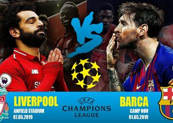 بي إن سبورت تعلن معلقي مباراة برشلونة وليفربول في ذهاب نصف نهائي دوري أبطال أوروبا