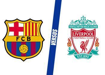 تقرير 8 مباريات أوروبية تاريخية تجمع بين برشلونة وليفربول فلمن كانت الغلبة