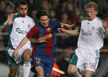 تقرير قبل مباراة برشلونة سجل تاريخي متوازن لليفربول في مواجهة الأندية الإسبانية