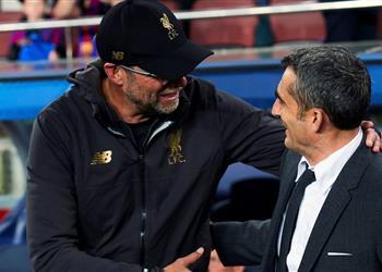 تقرير 5 عوامل ساعدت برشلونة للفوز على ليفربول وتوضح كيف تفوق فالفيردي على كلوب