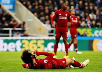 تقرير بعد تأكد غيابه أمام برشلونة ما هي نتائج ليفربول في عدم وجود محمد صلاح