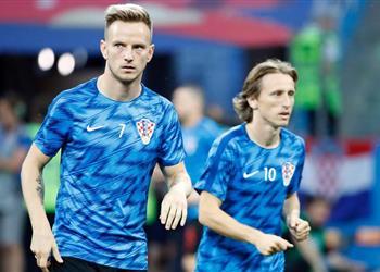 مورديتش وراكيتيتش ضمن قائمة كرواتيا لمواجهة ويلز بتصفيات يورو 2020
