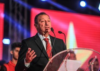 رئيس الزمالك يهاجم محمود الخطيب بعد بيان الأهلي ويصرح: شوبير يريد ارتكاب فضيحة في حق منتخب مصر