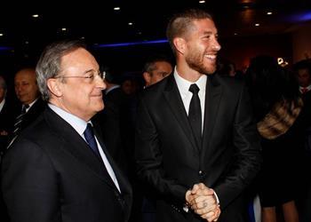 ريال مدريد يدخل في مفاوضات مع راموس لتجديد عقده