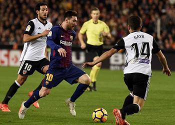 سبورت تكشف التشكيل المتوقع لبرشلونة أمام فالنسيا في نهائي كأس ملك إسبانيا