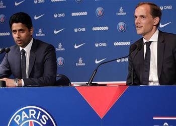 رسميا.. باريس سان جيرمان يعلن تجديد عقد توماس توخيل حتى 2021
