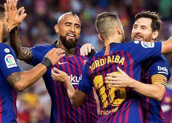 سبورت: مدافع برشلونة يستقر على الرحيل في الصيف